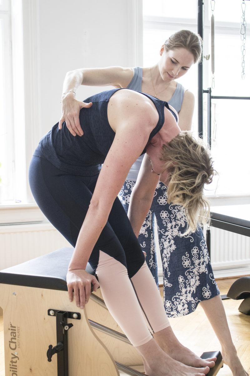 tränare och utöver fysisk träning